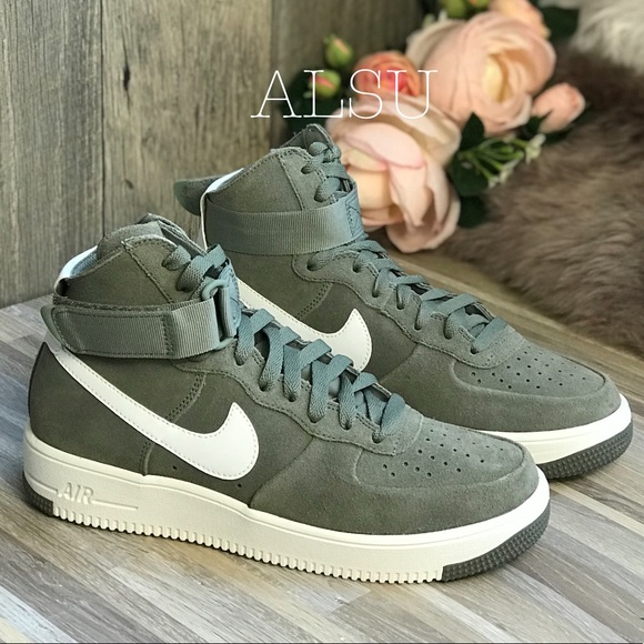67aad996d Nike Shoes | Nwt Air Force 1 Ultraforce Hi W Authentic | Poshmark